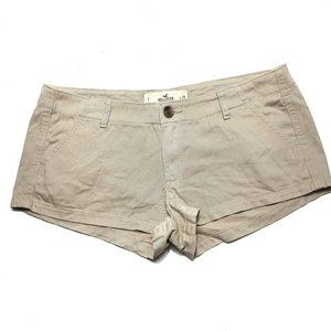 Hollister Khaki Shorts